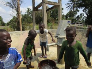 The Water Project:  Kids Playing