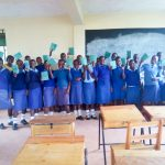 The Water Project: Eshisenye Girls Secondary School -  Training Participants