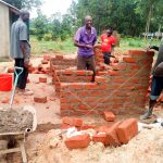 The Water Project: Bushili Primary School -  Latrine Construction