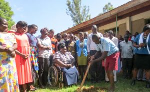 The Water Project:  Breaking Ground