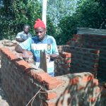 The Water Project: St. Stephen Maraba Secondary School -  Latrine Construction