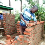 The Water Project: Injira Secondary School -  Latrine Construction