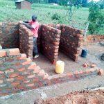 The Water Project: Eshisenye Girls Secondary School -  Latrine Construction