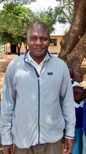 The Water Project:  Headteacher Agutu