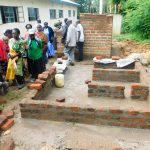 The Water Project: Rabuor Primary School -  Latrine Construction