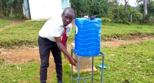 The Water Project:  Handwashing Stations And Latrines
