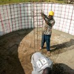 The Water Project: St. Stephen Maraba Secondary School -  Tank Construction