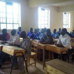 The Water Project: Eshisenye Girls Secondary School -  Training