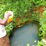 The Water Project: Handidi Community C -  Chisembe Spring