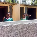 The Water Project: Bushili Primary School -  Finished Latrines