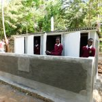 The Water Project: Bishop Makarios Secondary School -  New Latrines