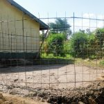 The Water Project: Rabuor Primary School -  Iron Mesh Layer Of The Tank Wall