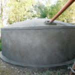 The Water Project: Rabuor Primary School -  Tank Drying