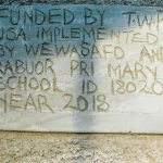 The Water Project: Rabuor Primary School -  Plaque