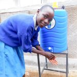The Water Project: Rabuor Primary School -  Handwashing Stations