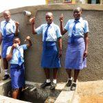 The Water Project: Eshisenye Girls Secondary School -  Clean Water
