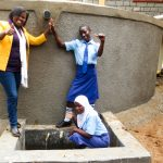 The Water Project: Eshisenye Girls Secondary School -  Clean Water