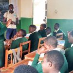 The Water Project: Injira Secondary School -  Training