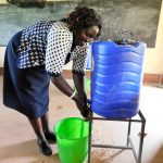 The Water Project: Bishop Makarios Secondary School -  Handwashing Training