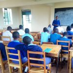 The Water Project: Eshisenye Girls Secondary School -  Training