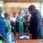 The Water Project: Bushili Primary School -  Handwashing Training