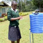 The Water Project: Shitoli Secondary School -  Handwashing Training