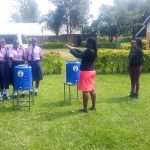 The Water Project: St. Stephen Maraba Secondary School -  Training