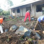The Water Project: JM Rembe Primary School -  Excavation Of Tank Site At The School