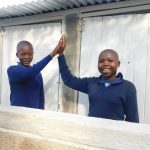 The Water Project: JM Rembe Primary School -  New Latrines