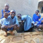 The Water Project: JM Rembe Primary School -  Thumbs Up To New Water