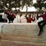 The Water Project: Essong'olo Secondary School -  Boys Latrines Are Done