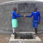 The Water Project: Musabale Primary School -  Cheers To Clean Water