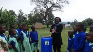 The Water Project:  Learning About The Importance Of Handwashing