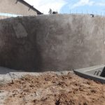 The Water Project: Musabale Primary School -  Tank Nearly Done