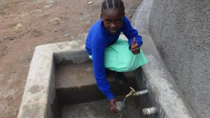The Water Project:  Thumbs Up To Clean Water