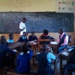 The Water Project: Kenneth Marende Primary School -  Group Work