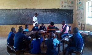 The Water Project:  Group Work