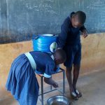 The Water Project: Kenneth Marende Primary School -  Handwashing Demonstration