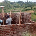 The Water Project: Kenneth Marende Primary School -  Latrines Under Construction