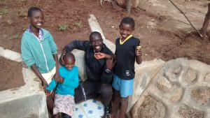The Water Project:  All Smiles For Safe Water