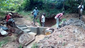The Water Project:  Nearly Done