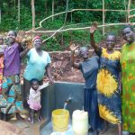 The Water Project: Emwanya Community -  Excited For New Spring