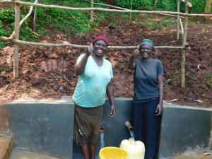 The Water Project:  Thumbs Up For Safe Water