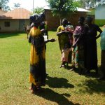 The Water Project: Emwanya Community -  Training Demonstration
