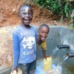 The Water Project: Jivovoli Community -  Excited For Clean Water