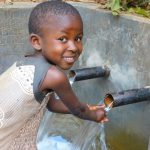 The Water Project: Jivovoli Community -  Safe Water