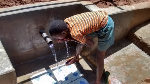 The Water Project:  Drinking Safe Water
