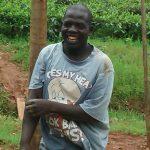 The Water Project: Jivovoli Community A -  James Mbimwa