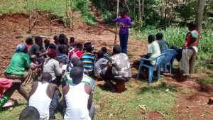 The Water Project:  Listening During Training