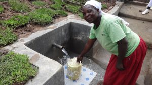 The Water Project:  Collecting Clean Water